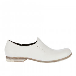 LEATER SHOE WITHOUT LACES