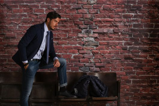 Discounted jackets for man