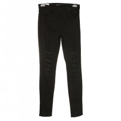 MARIA HIGH RISE JEANS NERO