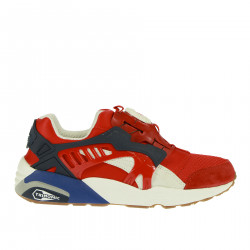 DISC BLAZE ATHL RED SNEAKER