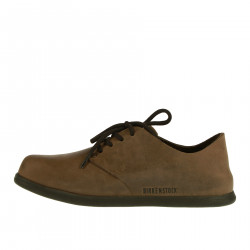 HABANA BROWN LACE UP SHOE