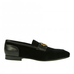 PHILIPPE BLACK LOAFER