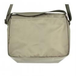 GREY SHOULDERBELT BAG