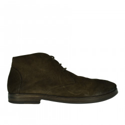 BROWN SUEDE DESERT BOOT