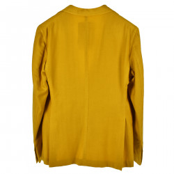GIACCA GIALLA IN CASHMERE