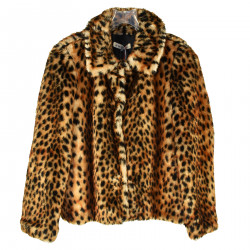 SPOTTED ECO FUR