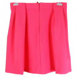 PINK SKIRT LUCY MODEL