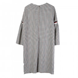 PIED DE POULE DRESS