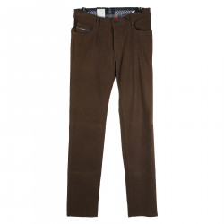 DOMINGO BROWN PANTS