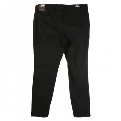 BLACK SLIM STRETCH PANTS