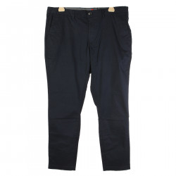 SLIM STRETCH BLUE PANTS