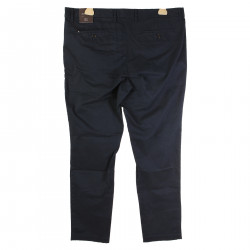 PANTALONE BLU SLIM STRETCH