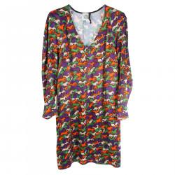 MULTICOLOR FANTASY DRESS VILLAGE MODEL