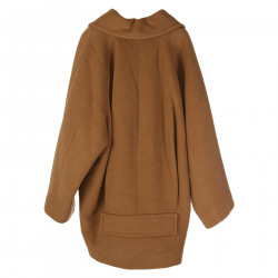 CAPPOTTO MARRONE