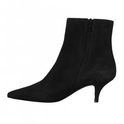 BLACK ANKLE BOOTS OXFORD MODEL