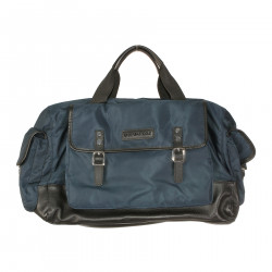 DUFFLE BAG BLU