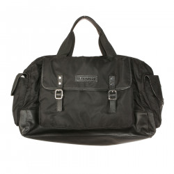 DUFFLE BAG NERO