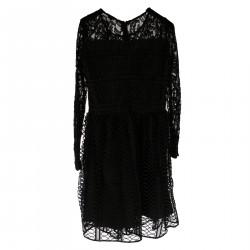 BLACE LACE DRESS