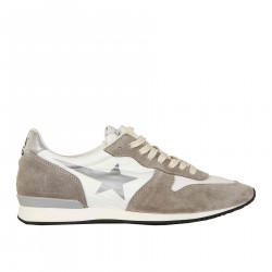SNEAKER HALLEY WHITE AND GREY