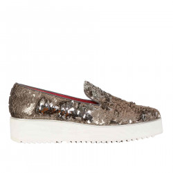 SNEAKERS IN PAILLETTES