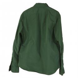 GREEN SHIRT JACKET