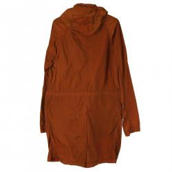 BROWN RAINPROOF COAT