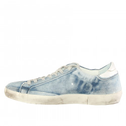 SNEAKER SUPERSTAR EFFETTO DENIM