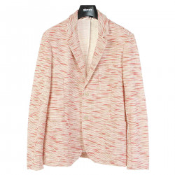 FANTASY NOTCHED LAPEL BLAZER