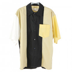PANEL SHIRT WITH BREAST POCKET