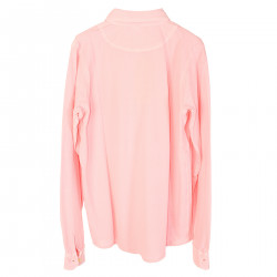 PINK SHIRT WITH POCKET