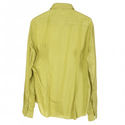 GREEN SHIRT WITH POCKET