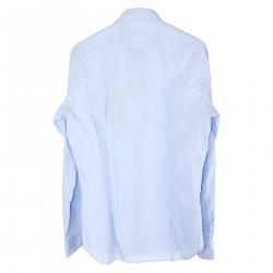 LIGHT BLUE SLIM SHIRT