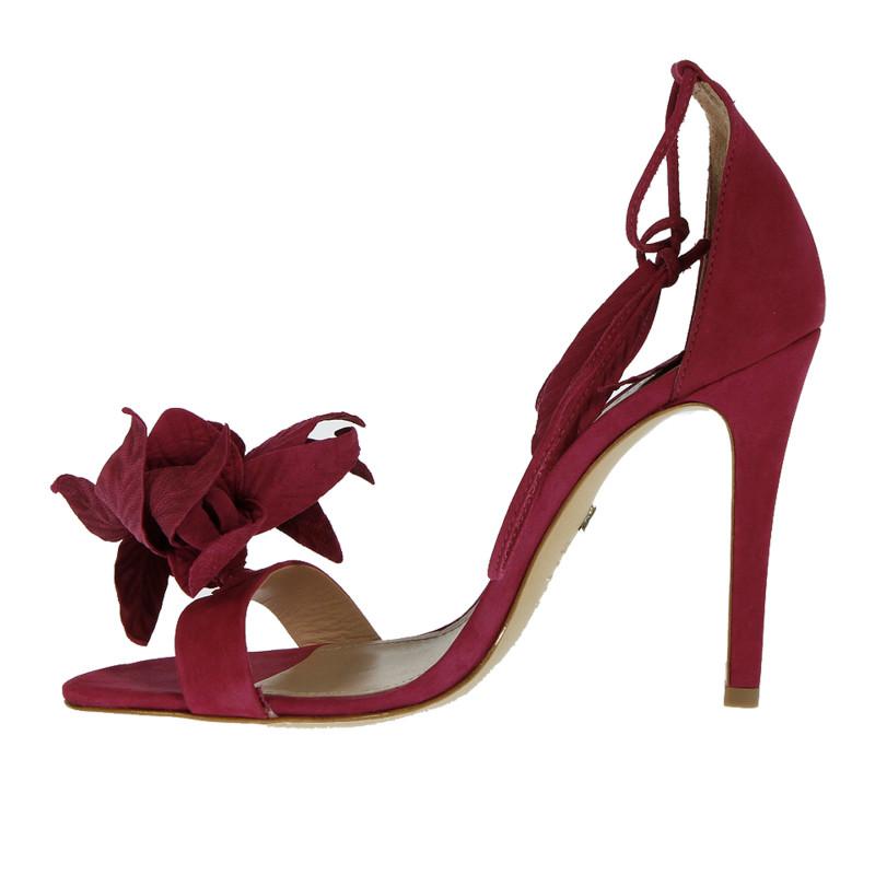 Fuxia Con Sandalo Fiore Sandalo Sandalo Con Fuxia Fiore cRjq4AL35