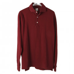 BORDEAUX COTTON POLO