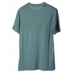 TURQUOISE T SHIRT WITH POCKET