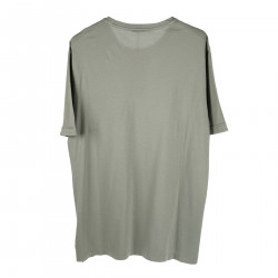 GREY T SHIRT WITH POCKET