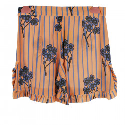 GONNA SHORTS ROSA CON FANTASIA