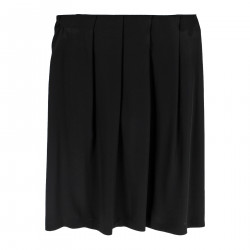 BLUE NIGHT SKIRT WITH POCKETS
