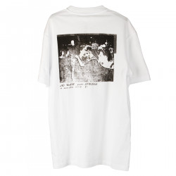THE DREAM RESISTANCE WHITE T SHIRT