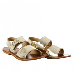 SANDAL GOLD MIRROR