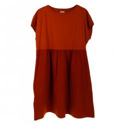 ORANGE TARA DRESS