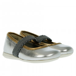 BALLERINA SILVER AND GOLD