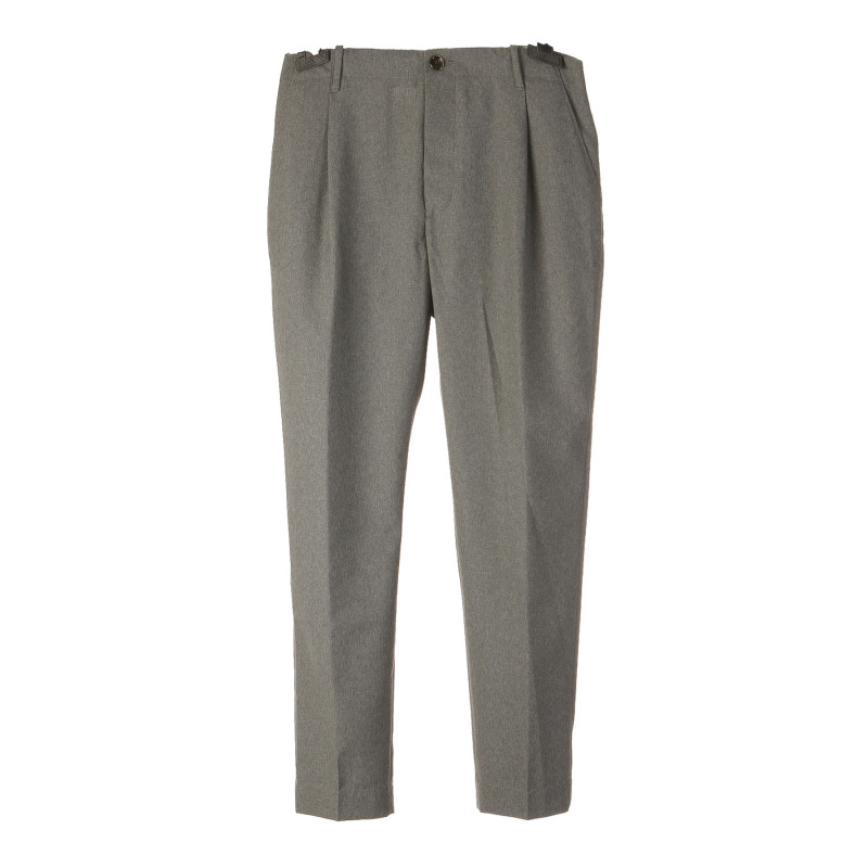 958e580ae577ab NINE:INTHE:MORNING Trovaprezzinuovo PANTALONE GRIGIO Donna - Threedifferent