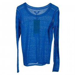 ELECTRIC BLUE PULLOVER
