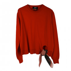 PULLOVER ROSSO ANDY WARHOL