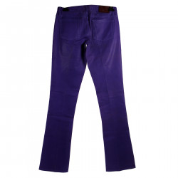 VIOLET FLAIR DENIM