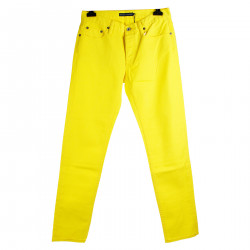 YELLOW DENIM
