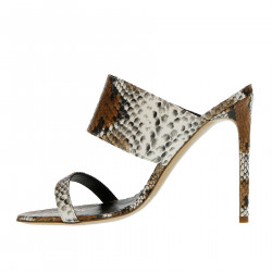ADELE PYTHON DESIGN SANDAL