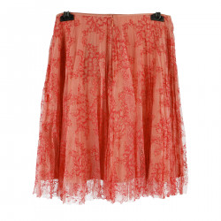 PINK SKIRT IN TULLE