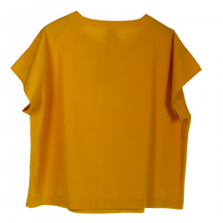 YELLOW MARY T SHIRT